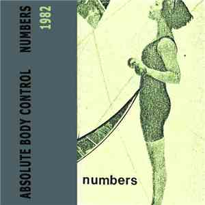 Absolute Body Control - Numbers - 1982 album flac