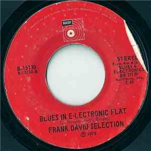 Frank David Selection - Blues In E-lectronic Flat / Lost In Outer Space album flac