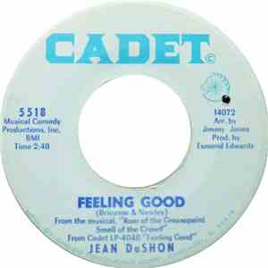 Jean DuShon - Feeling Good album flac