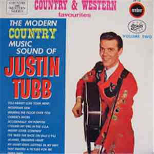 Justin Tubb - The Modern Country Music Sound Of Justin Tubb album flac