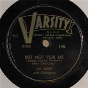 Lee Wiley / Ray Heatherton - But Not For Me / 'Swonderful album flac