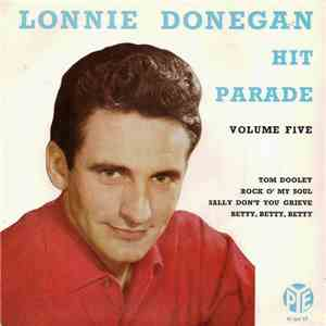 Lonnie Donegan And His Skiffle Group - Lonnie Donegan Hit Parade - Vol. V album flac