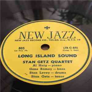 Stan Getz Quartet - Long Island Sound / Mar-Cia album flac