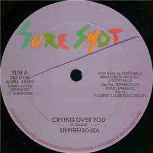 Stephen Souza / Sancho  - Crying Over You / A Drum Pan A Water (Crying Over You) album flac