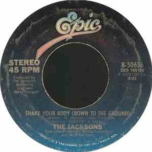 The Jacksons - Shake Your Body (Down To The Ground) album flac