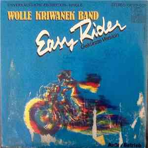 Wolle Kriwanek Band - Easy Rider album flac
