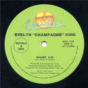"Evelyn ""Champagne"" King / Nancy Martin - Shame / Can't Believe (Remix) album flac"