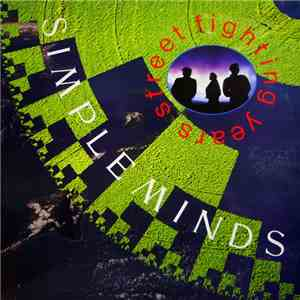 Simple Minds - Street Fighting Years album flac