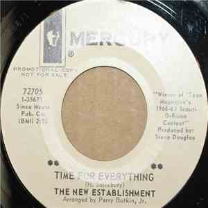 The New Establishment  - Time For Everything / And We Were Strangers album flac