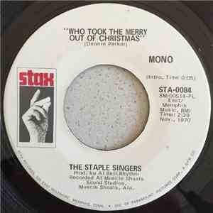 The Staple Singers - Who Took The Merry Out Of Christmas album flac