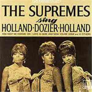 The Supremes - Supremes Sing Holland▪Dozier▪Holland album flac