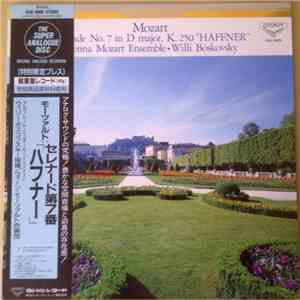 "Mozart / Vienna Mozart Ensemble / Willi Boskovsky - Serenade No. 7 D-Major, KV. 250 ""Haffner"" album flac"