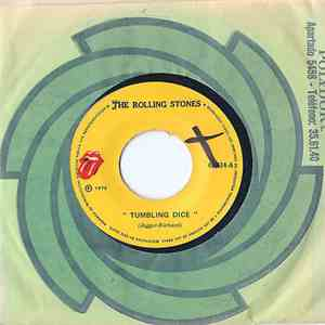 The Rolling Stones - Tumbling Dice / Sweet Black Angel album flac