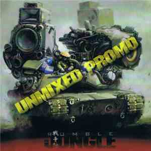 Various - Rumble In The Jungle Unmixed Promo album flac