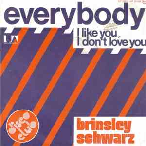 Brinsley Schwarz - Everybody album flac