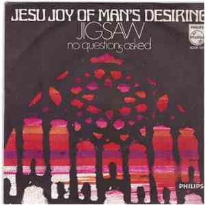 Jigsaw  - Jesu Joy Of Man's Desiring album flac