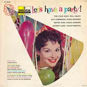 Various - Let's Have A Party album flac