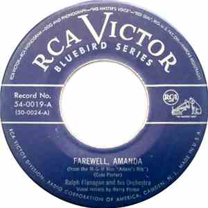 Ralph Flanagan And His Orchestra - Farewell, Amanda / Leave It To Love album flac