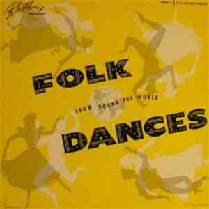 Ruth White - Folk Dances From 'Round The World; Series 2 album flac
