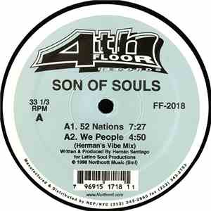 Son Of Souls - 52 Nations / We People album flac