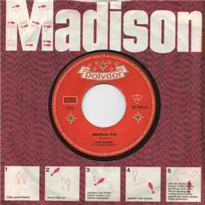 Tony Sheridan & The Beat Brothers - Madison Kid / Let's Dance album flac