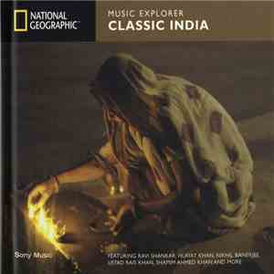 Various - Music Explorer: Classic India album flac