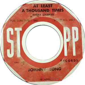Johnny Long  - At Least A Thousand Times album flac