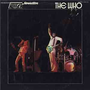 The Who - The Greatest Rock Sensation album flac
