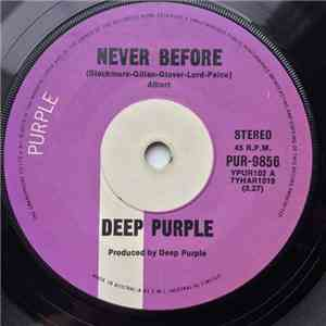Deep Purple - Never Before album flac