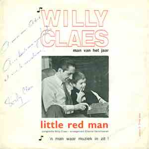 Willy Claes - Little Red Man album flac