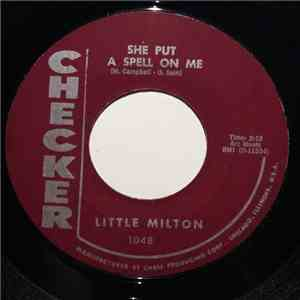 Little Milton - She Put A Spell On Me / Never Too Old album flac