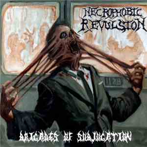 Necrophobic Revulsion - Brigades of Subjugation album flac