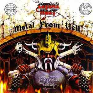 Satan's Host - Metal From Hell album flac