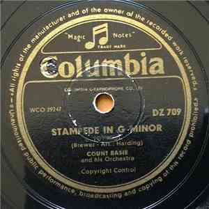 Count Basie And His Orchestra - Stampede in G-Minor / The KIng album flac