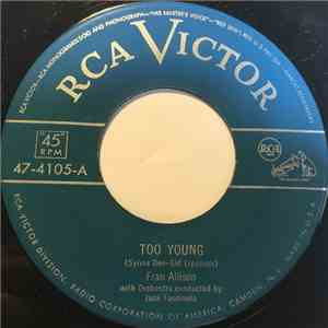 Fran Allison - Too Young / Lies album flac