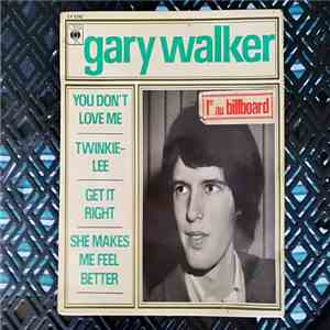 Gary Walker - You Don't Love Me album flac