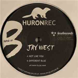 Jay West - Not Like You / Different Blue album flac