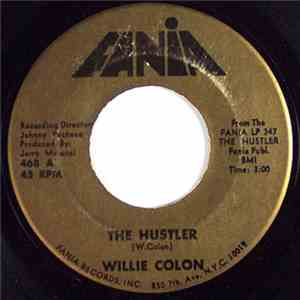 Willie Colon - The Hustler / Guajiron album flac