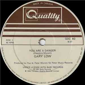 Gary Low - You Are A Danger album flac