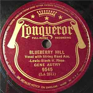 Gene Autry - Blueberry Hill / Sycamore Lane album flac