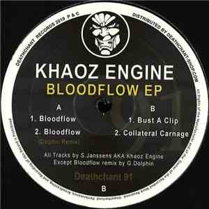 Khaoz Engine - Bloodflow EP album flac