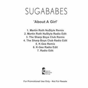Sugababes - About A Girl (Remixes) album flac