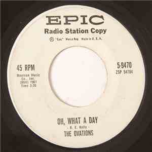 The Ovations  - Real True Love / Oh, What A Day album flac