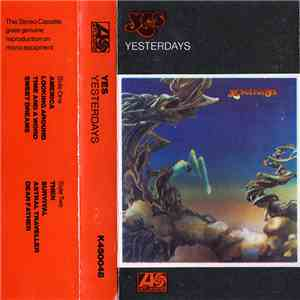 Yes - Yesterdays album flac