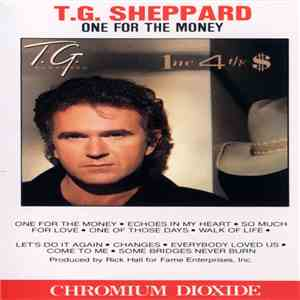 T.G. Sheppard - One For The Money album flac