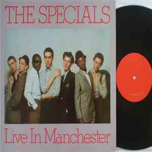 The Specials - Live In Manchester album flac