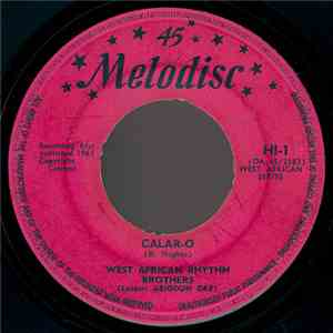 West African Rhythm Brothers - Calar-O / Y. B. Club album flac