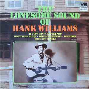 Hank Williams - The Lonesome Sound Of Hank Williams album flac
