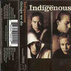 Indigenous  - Things We Do album flac