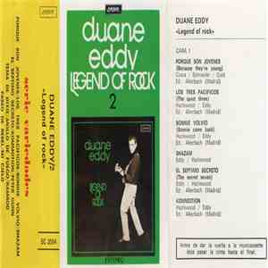 Duane Eddy - Legend Of Rock 2 album flac